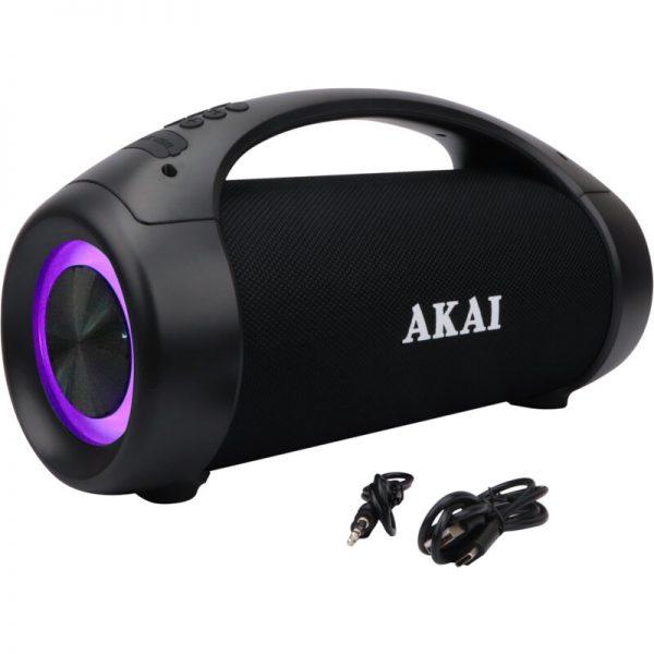Akai ABTS-55 Αδιάβροχο φορητό ηχείο Bluetooth με TWS