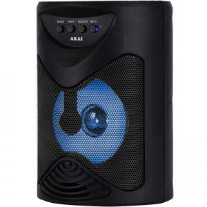 Akai ABTS-704 Φορητό ηχείο Bluetooth karaoke με USB