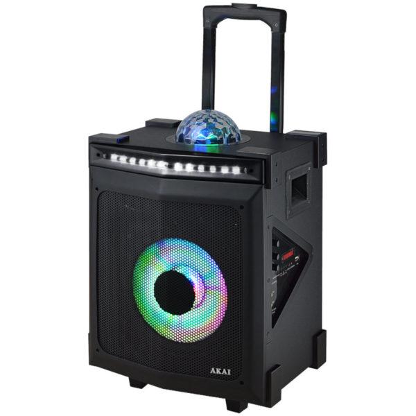 55110582-0084-Akai ABTS-80 Φορητό ηχείο karaoke με Bluetooth