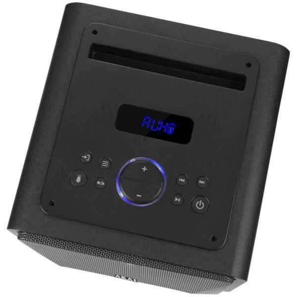 Aux-Out και ενσ. μικρόφωνο – 20 W