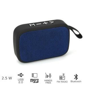 55110582-0067-Akai ABTS-MS89B Φορητό ηχείο Bluetooth με USB και micro SD – 2.5 W