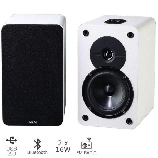 55110582-0031-Akai ABX-T4SS Ηχεία Bluetooth 2.0 με USB και ραδιόφωνο – 32 W