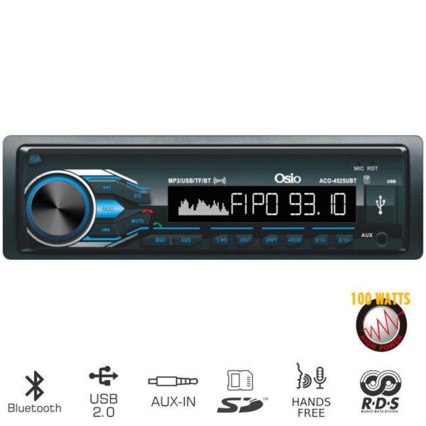 55112216-0007-Osio ACO-4525UBT Ηχοσύστημα αυτοκινήτου με Bluetooth