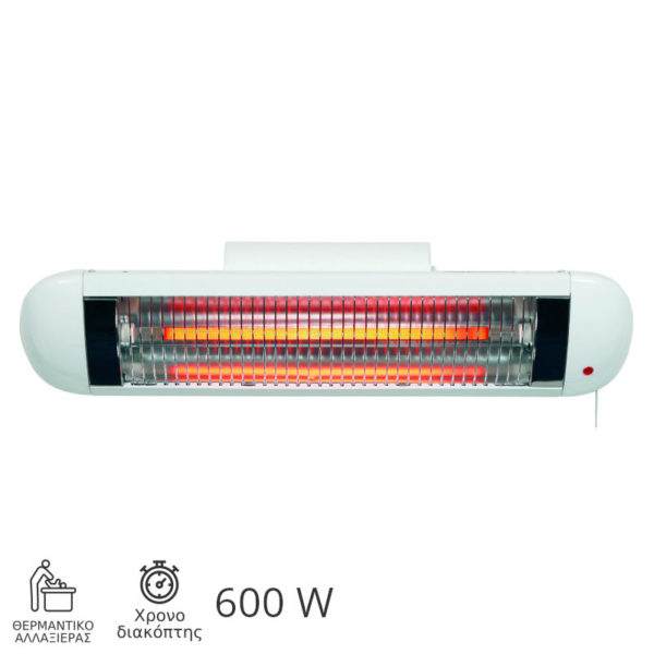 551106106-0047-Olympia BS 50 Βρεφική θερμάστρα χαλαζία αλλαξιέρας αδιάβροχη με χρονοδιακόπτη 600 W