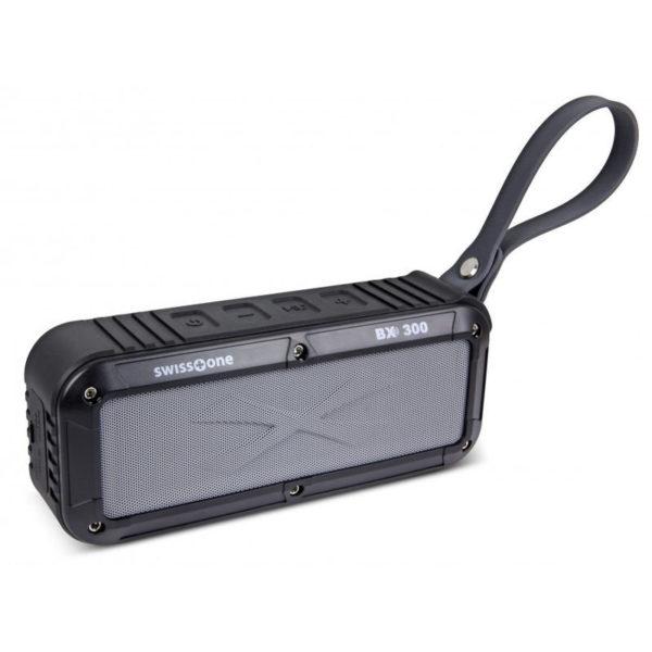 551114300-0002-Swisstone BX 300 Αδιάβροχο ηχείο Bluetooth 2 x 3 W
