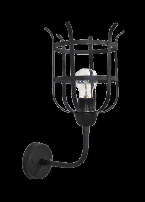 490-34-0229-Φωτιστικό τοίχου CASTELLO/AP-02 S BL 34-0229