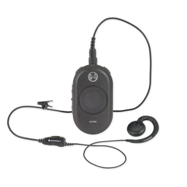 5514587-4461-Motorola CLP446 Επαγγελματική ενδοεπικοινωνία με ακουστικό