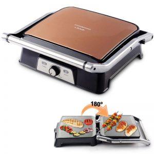 55196199-0020-Kalorik COG 1050 CO Τοστιέρα – grill με αντικολλητικές πλάκες και θερμοστάτη – 2000 W