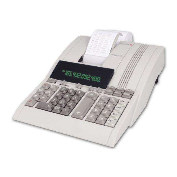55110649-0061-Olympia CPD-5212 Αριθμομηχανή 12 ψηφίων με ταινία