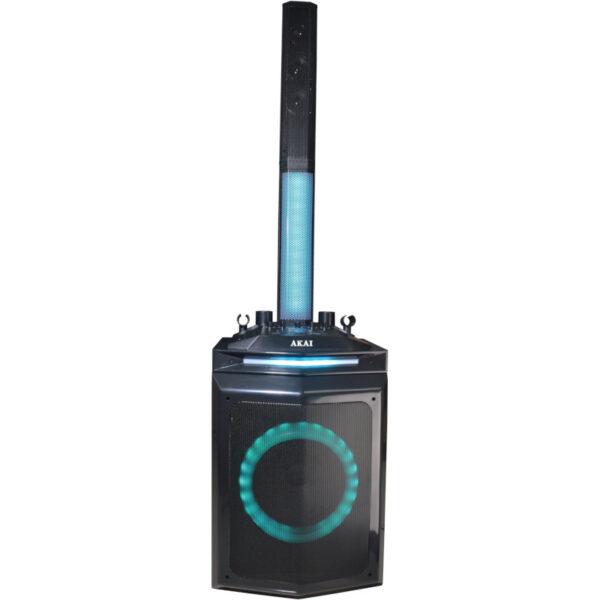 TWS για σύνδεση με δεύτερο και 4 μικρόφωνα – 150 W RMS