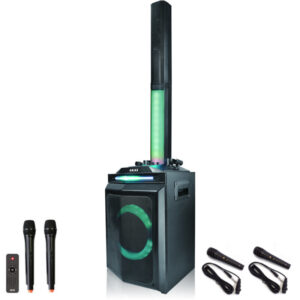 Akai DJ-120J Bluetooth party speaker με LED