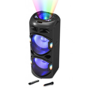 55110582-0086-Akai DJ-Y5L Φορητό ηχείο Bluetooth karaoke με μίκτη