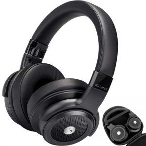 Motorola ESCAPE 800 Active Noise Cancellation Ασύρματα αδιάβροχα Bluetooth over ear ακουστικά Hands Free