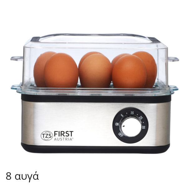 55199201-0025-First Austria FA-5115-3 Βραστήρας αυγών για 8 αυγά 500 W