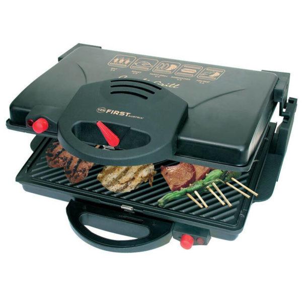 55199199-0005-First Austria FA-5330 Ηλεκτρικό grill τοστιέρα με αποσπώμενες πλάκες 2000 W