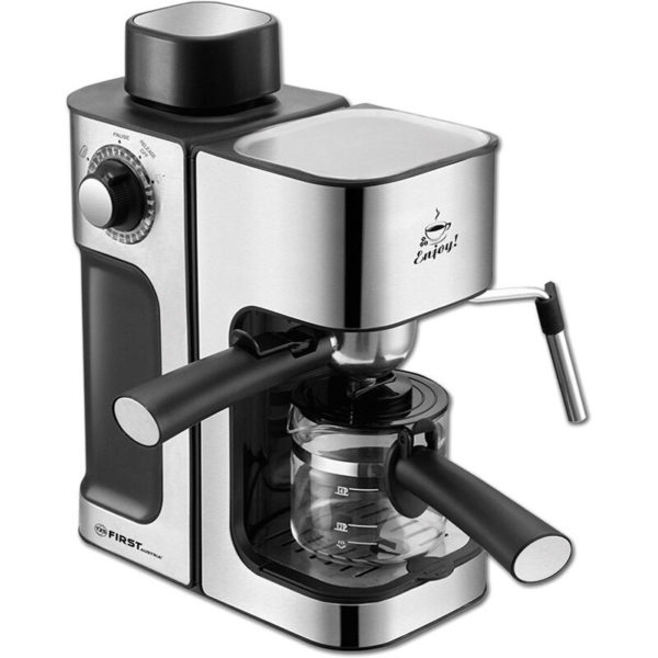 55199203-0013-First Austria FA-5475-2 Μηχανή espresso 3 – 5 BAR 800 W