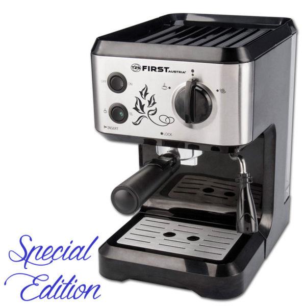 55199203-0002-First Austria FA-5476-1 Μηχανή espresso 15 BAR 1050 W