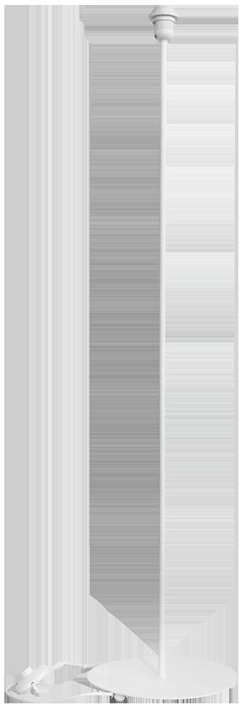 490-09-0057-Φωτιστικό Δαπέδου βάση FLB-03 120cm WH 09-0057