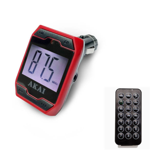 55110585-0002-Akai FMT-701D FM transmitter με USB και κάρτα SD