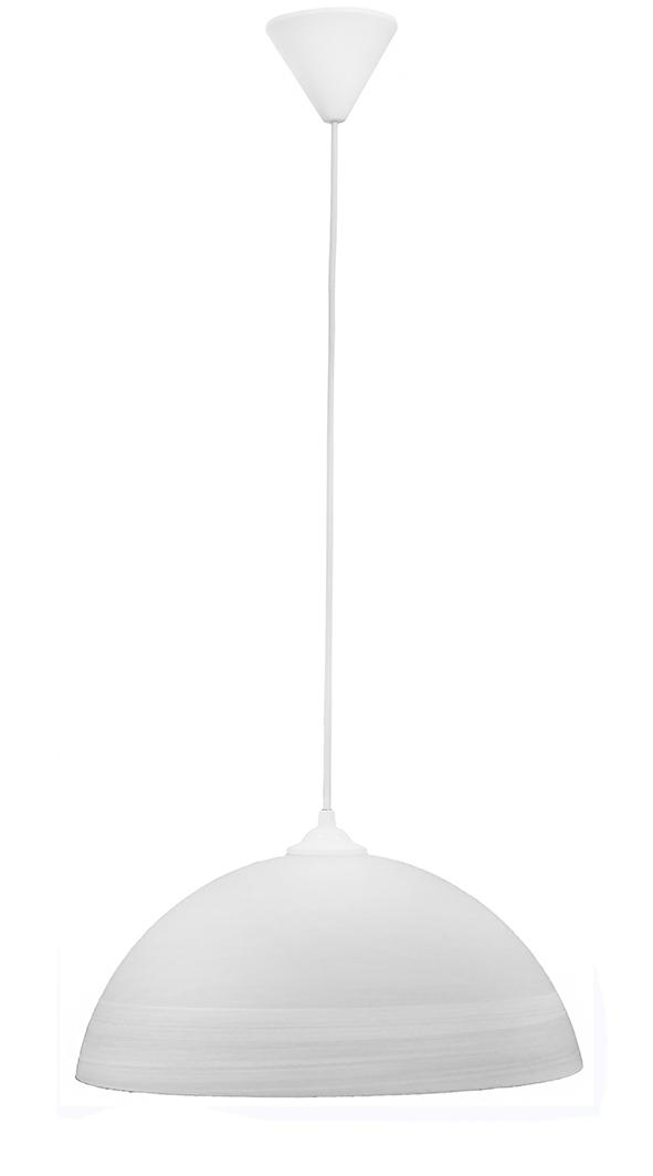490-02-0209-Φωτιστικό  GL-1020/35 1/L WHITE FASA 02-0209