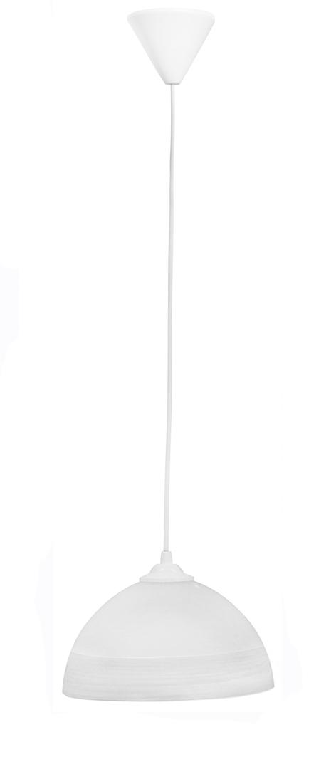 490-02-0207-Φωτιστικό  GL-1020/22 1/L WHITE FASA 02-0207