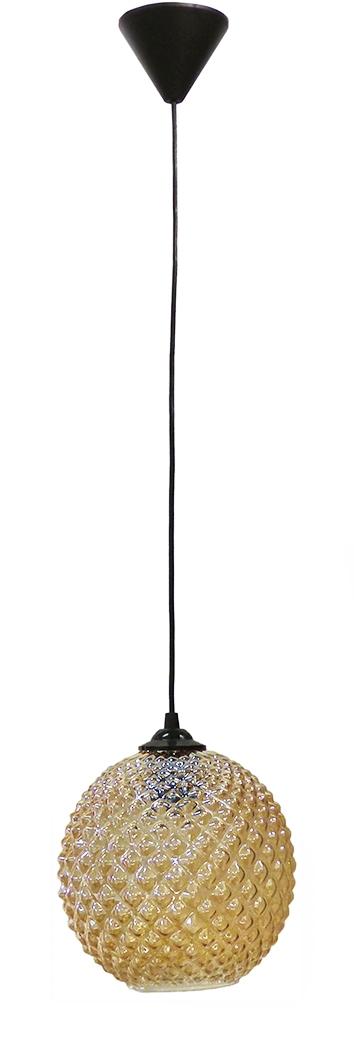 490-02-0212-Κρεμαστό φωτιστικό GL-5010-20 1L MELI  BALL 02-0212