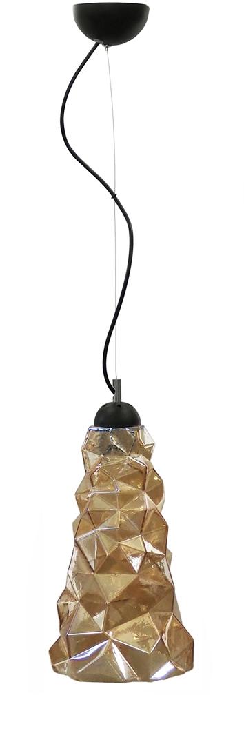 490-02-0220-Κρεμαστό φωτιστικό GL-5030/18 1L MELI  ICE 02-0220