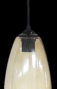 490-02-0270-Φωτιστικό κρεμαστό GL-5050/15 1L  BL-MELI 02-0270