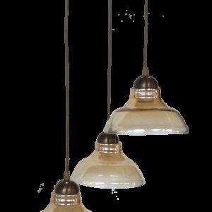 490-02-0261-Φωτιστικό GL-5060 PENDEL 3L BR-MELI 02-0261