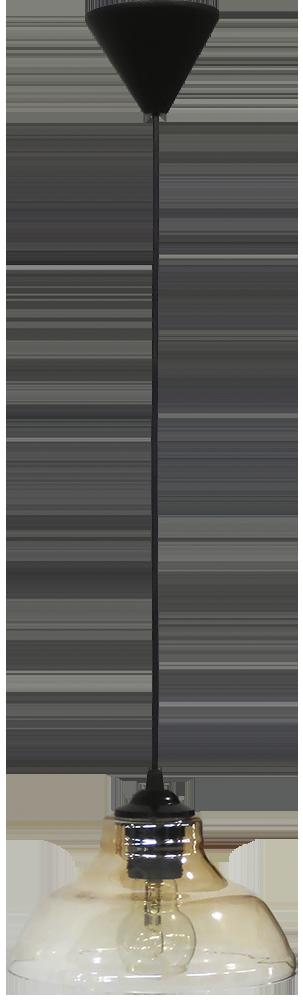 490-02-0246-Φωτιστικό κρεμαστό GL-5060/20 1L MELI 02-0246