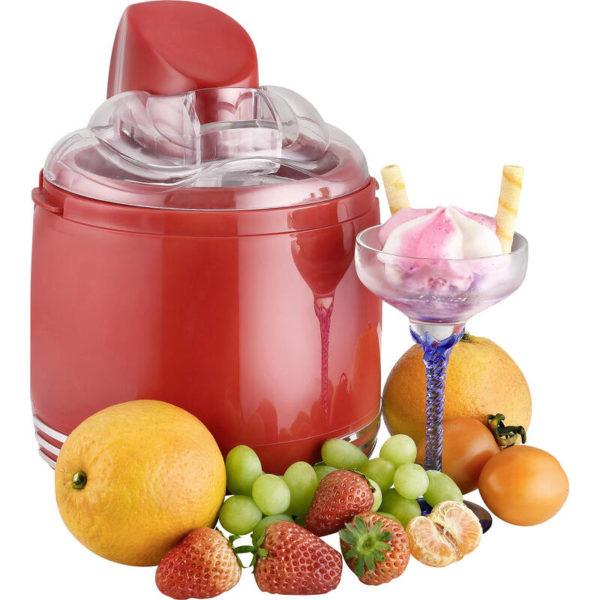 55196201-0023-Kalorik ICE 2500 R Μηχανή παρασκευής γιαουρτιού και παγωτού