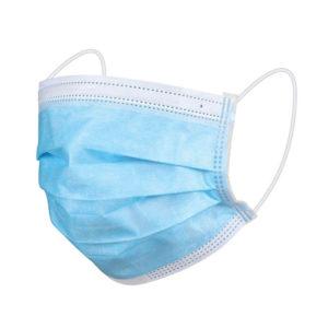 55199506-0001-Ιατρική μάσκα προστασίας προσώπου μιας χρήσης – 50 τμχ – MASK01