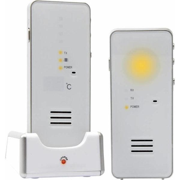 551106106-0039-Olympia H&H MBF 8181 Ενδοεπικοινωνία μωρού χαμηλής ακτινοβολίας με φως 500 m