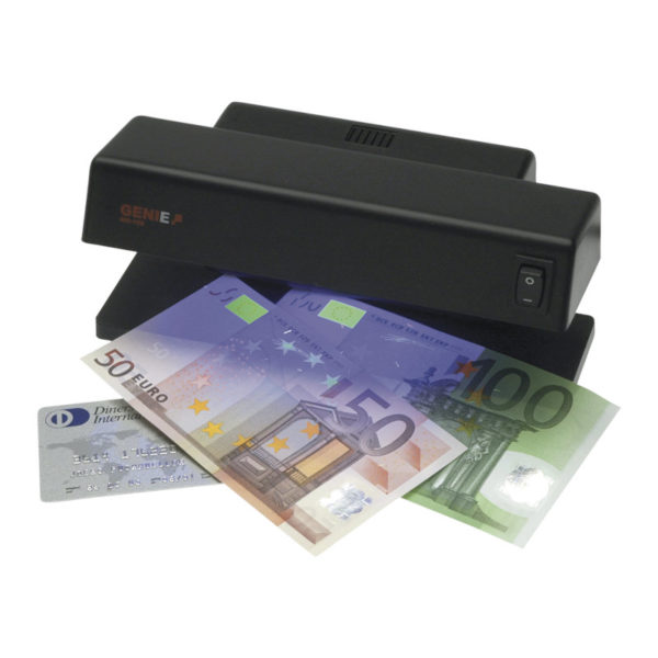 55110649-0066-Genie MD 188 Ανιχνευτής πλαστών χαρτονομισμάτων με UV