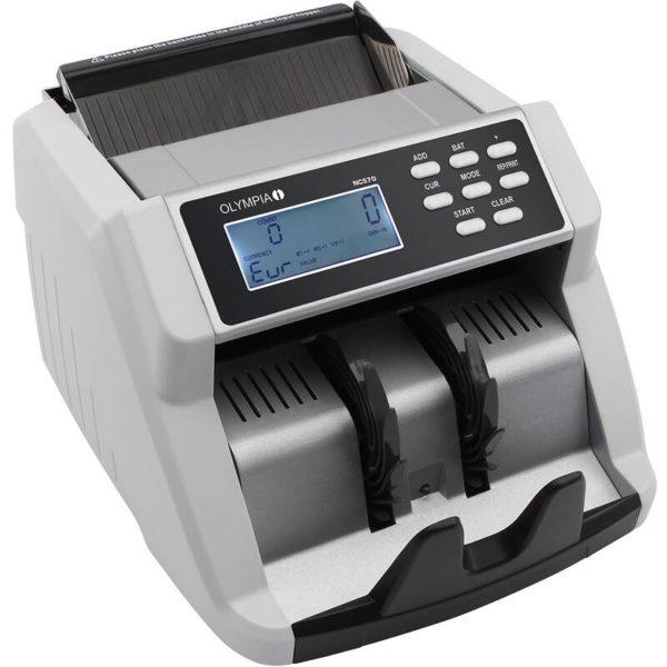 55110649-0020-Olympia NC 570 Μετρητής και ελεγκτής γνησιότητας χαρτονομισμάτων 5 αισθητήρων