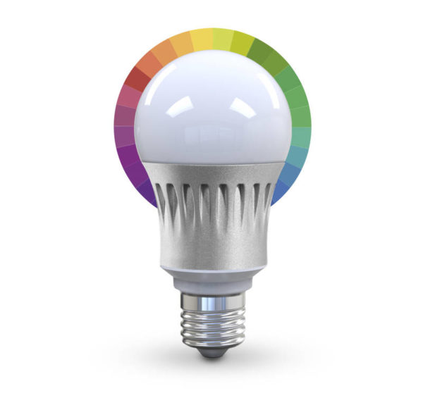 5516649-0005-Luxxus NCL002E27 Πολύχρωμη λάμπα LED ανταλλακτικό
