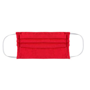 55100506-0003-Osio OFM-3201R Υφασμάτινη μάσκα προστασίας προσώπου κόκκινη