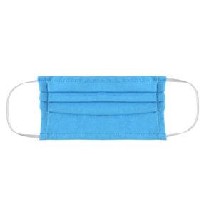 55100506-0006-Osio OFM-3201T Υφασμάτινη μάσκα προστασίας προσώπου γαλάζια