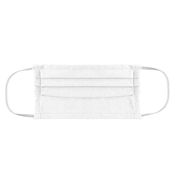 55100506-0002-Osio OFM-3201W Υφασμάτινη μάσκα προστασίας προσώπου λευκή