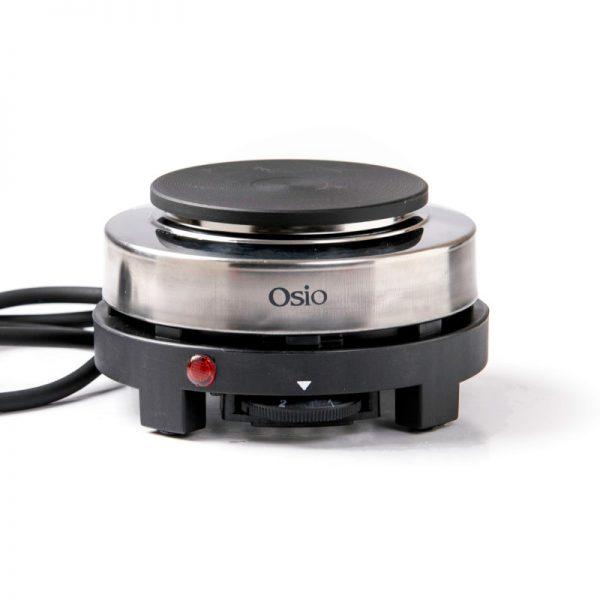 551120194-0001-Osio OHP-2410 Μονή ηλεκτρική εστία 10 cm με θερμοστάτη 500 W