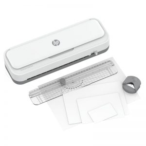 HP OneLam 400 A4 Πλαστικοποιητής γραφείου για A4 και χάρακας κοπής