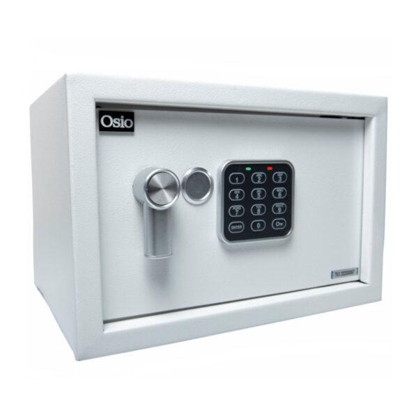 Osio OSB-2031WH Χρηματοκιβώτιο με ηλεκτρονική κλειδαριά 31 x 20 x 20 cm