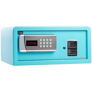 55100452-0008-Osio OSB-2043BU Χρηματοκιβώτιο με ηλεκτρονική κλειδαριά 43 x 38 x 20 cm