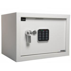 Osio OSB-2535WH Χρηματοκιβώτιο με ηλεκτρονική κλειδαριά 35 x 25 x 25 cm