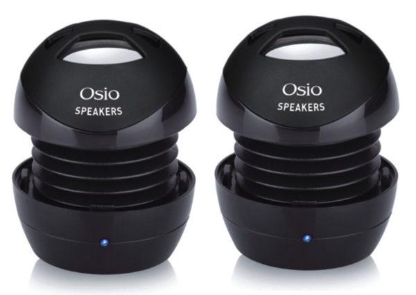 5575189-0400-Osio OSS-400B Ηχεία υπολογιστή 2.0 6 W RMS