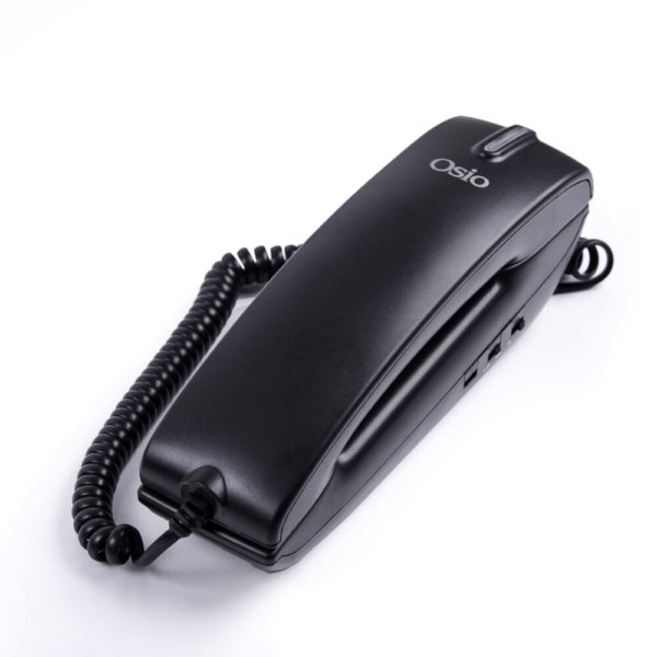 55110087-0001-Osio OSW-4600B Μαύρο Ενσύρματο τηλέφωνο γόνδολα