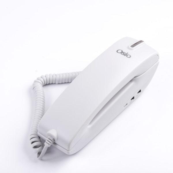 55110087-0002-Osio OSW-4600W Λευκό Ενσύρματο τηλέφωνο γόνδολα