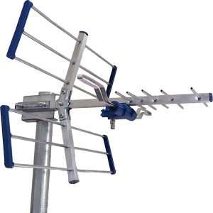 Osio OTA-1012 Κεραία τηλεόρασης εξωτερικού χώρου 12 στοιχείων 12 dB