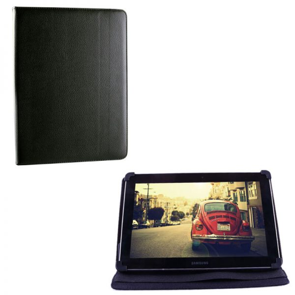 Osio OTC-1013 Θήκη – stand για tablet 10.2″ – 13.5″ universal PU δέρμα μαύρο