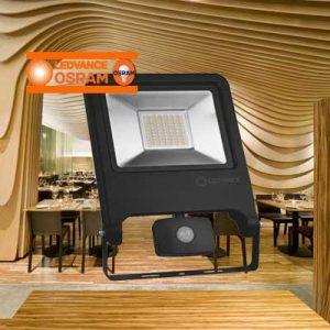 Προβολείς LED FLOODLIGHT VALUE με Ανιχνευτή Κίνησης